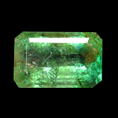 Real Life Emerald: 1.45Ct TOP GRADE ! STUNNING FIRE NATURAL GREEN COLOMBIAN